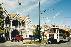 Holiday Rentals & Accommodation - Bed and Breakfasts - New Zealand - Canterbury - Christchurch
