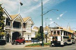 Verhurings & Vakansie Akkommodasie - Bed en Ontbyt - New Zealand - Canterbury - Christchurch