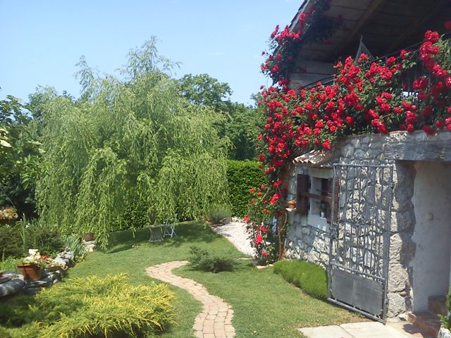 Country Houses to rent in Roc, Central Istria, Croatia