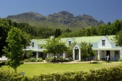 Holiday Rentals & Accommodation - Guest Houses - South Africa - Winelands - Stellenbosch