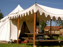 Holiday Rentals & Accommodation - Campsites - France - Central Western France - St Germain de Longue Chaume