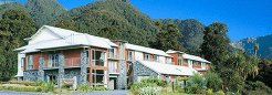 Holiday Rentals & Accommodation - Boutique Hotels - New Zealand - West Coast - Fox Glacier
