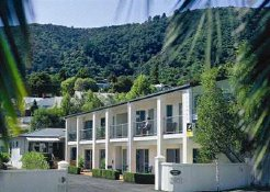 Holiday Rentals & Accommodation - Motels - New Zealand - Marlborough Sounds - Picton