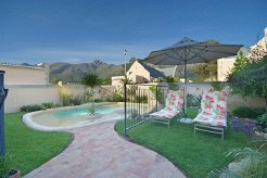 Vakansie Akkommodasie te huur in Franschhoek, Western Cape, South Africa