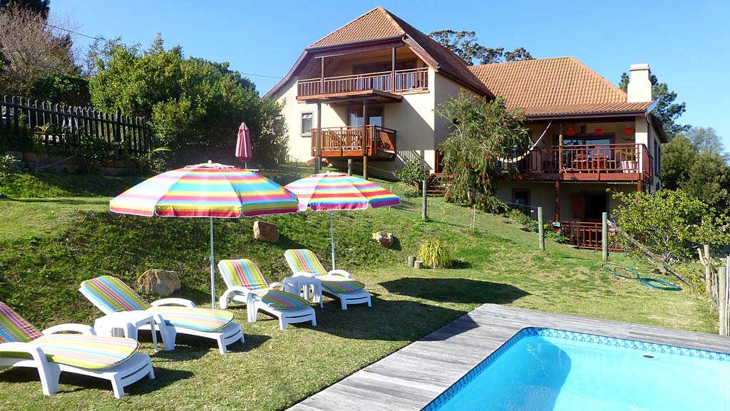 Holiday Rentals & Accommodation - Guest Houses - South Africa - Garden Route - Knysna