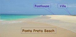 Villas te huur in santa maria, Santa Maria, Cape Verde Islands
