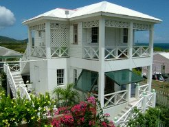 Holiday Rentals & Accommodation - Beachfront Apartments - Antigua and Barbuda - Caribbean - Cades Bay