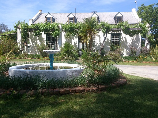 Holiday Rentals & Accommodation - Guest Farms - South Africa - Winelands - Robertson