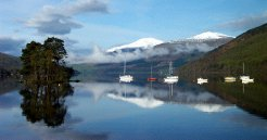 Holiday Rentals & Accommodation - Self Catering - Scotland - Peerthshire - Aberfeldy