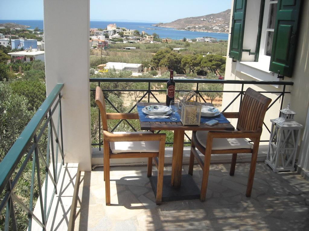 Vakansie Huise te huur in Syros, Possidonia, Greece