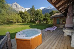 Chalets te huur in Les Bossons, Alps, France
