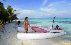 Verhurings & Vakansie Akkommodasie - Gastehuise - Maldives - Guraidhoo - Guraidhoo