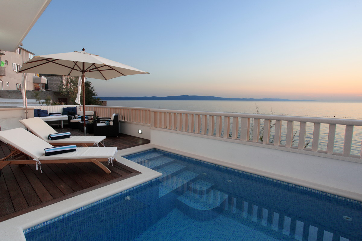 Holiday Rentals Accommodation Exclusive Luxury Croatia Dalmatia Drasnice
