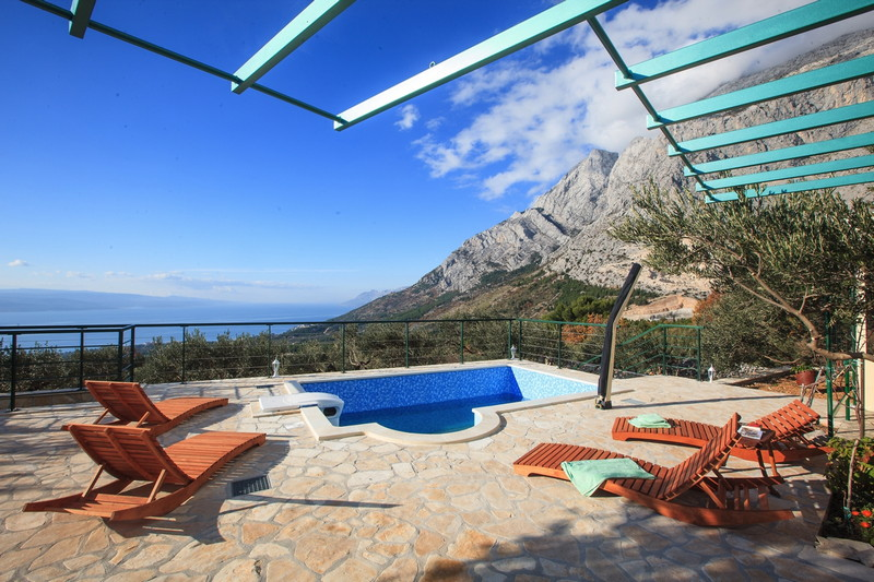 Holiday Rentals & Accommodation - Holiday Villas - Croatia - Dalmatia-Croatia - Baska Voda