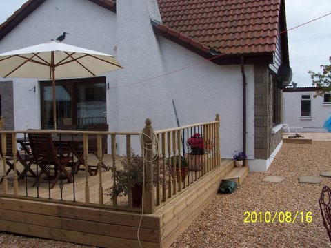 Holiday Rentals & Accommodation - Bed and Breakfasts - Scotland - Inver near Tain - Tain