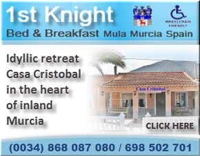 Holiday Rentals & Accommodation - Budget Accommodation - Spain - Murcia - Mula