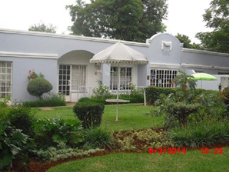 Holiday Rentals & Accommodation - Bed and Breakfasts - South Africa - Freestate - Bloemfontein