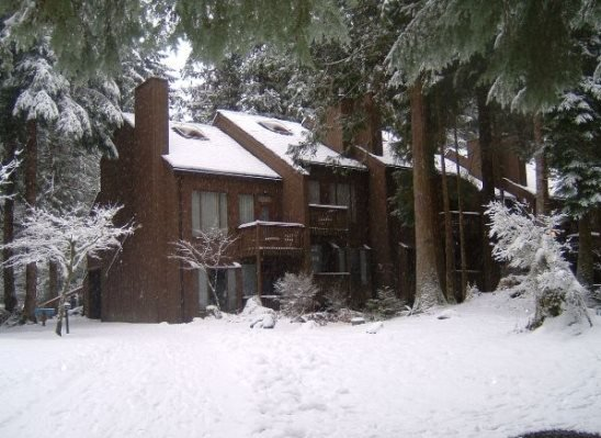 Holiday Rentals & Accommodation - Mountain Retreats - USA - Mt. Baker - Glacier