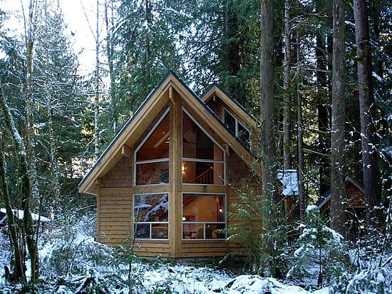 Holiday Rentals & Accommodation - Cabins - USA - Mt. Baker - Glacier