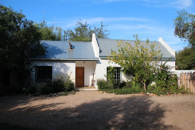 Holiday Rentals & Accommodation - Self Catering - South Africa - Western Cape - Prince Albert