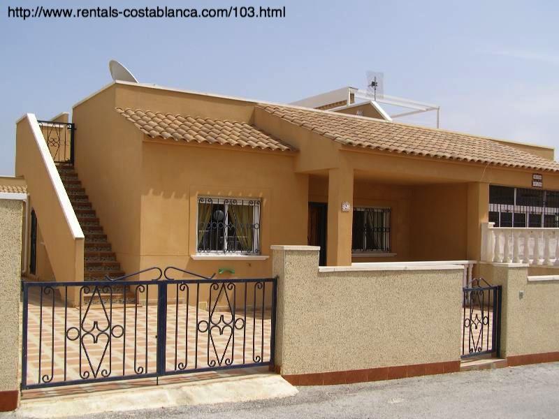 Verhurings & Vakansie Akkommodasie - Vakansie Wonings - Spain - Torrevieja / Alicante / Costa Blanca - Torrevieja