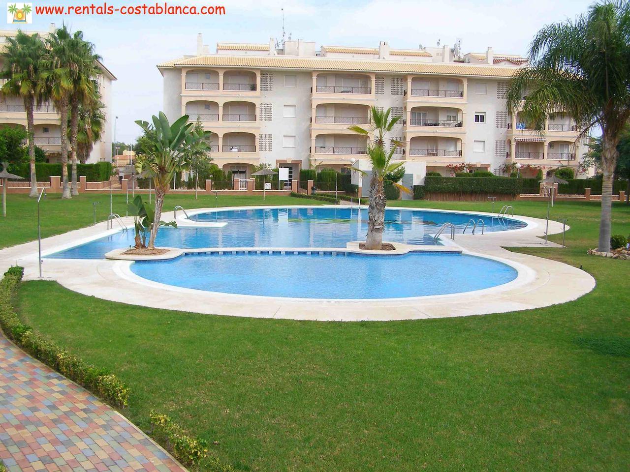 Location & Hébergement de Vacances - Appartements - Spain - Torrevieja / Alicante / Costa Blanca - Torrevieja