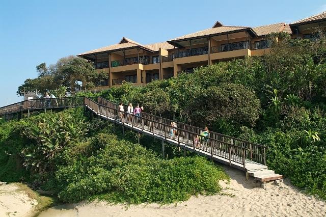 Verhurings & Vakansie Akkommodasie - Selfsorg - South Africa - Kwazulu Natal, South Coast - Shelly Beach