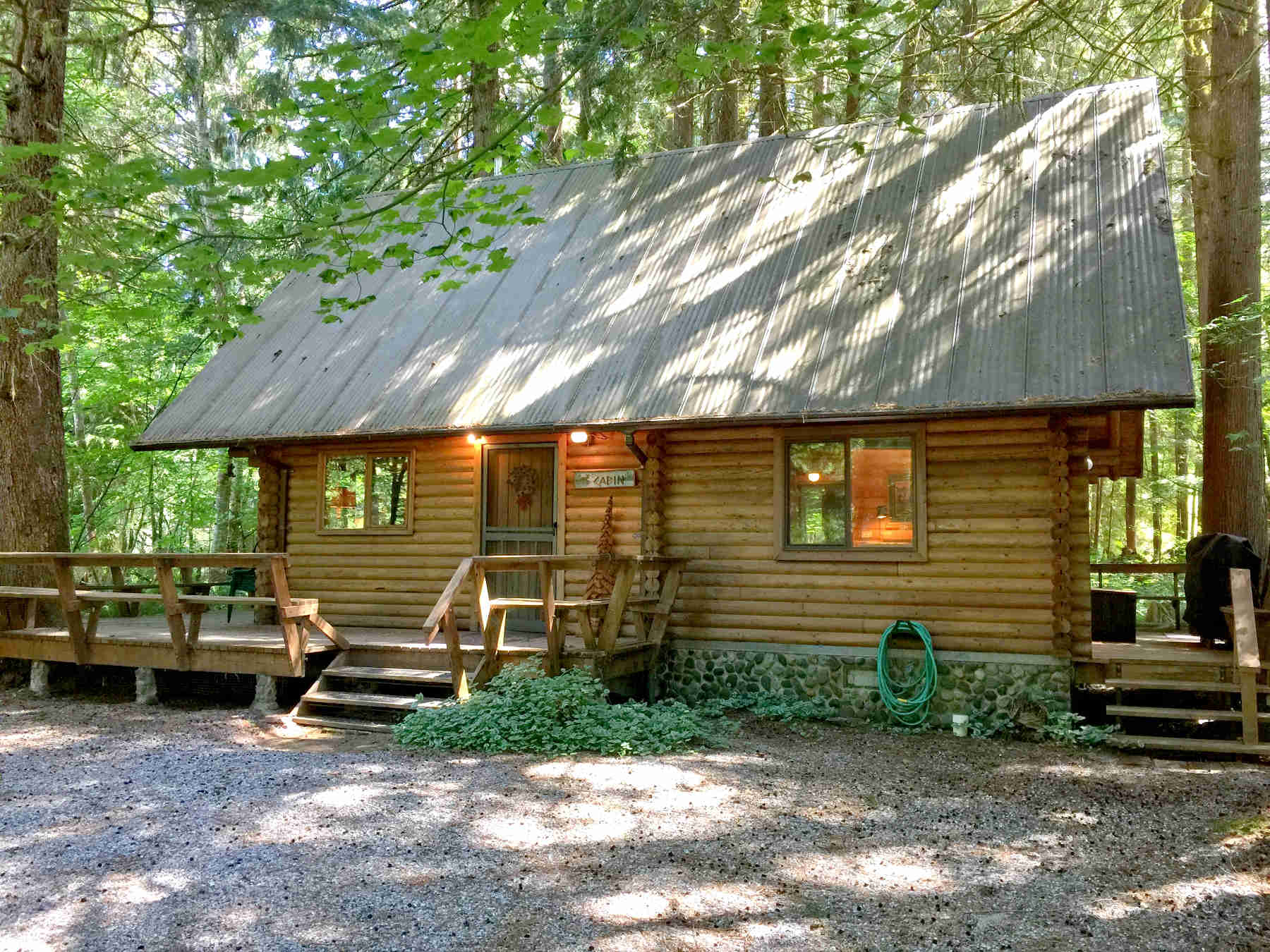 Holiday Rentals & Accommodation - Cabins - United States - Mt Baker - Glacier