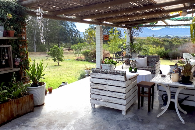 Countryside to rent in Mosselbay, Garden Route, South Africa