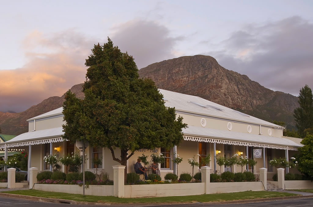 Holiday Rentals & Accommodation - Guest Houses - South Africa - Western Cape - Franschhoek