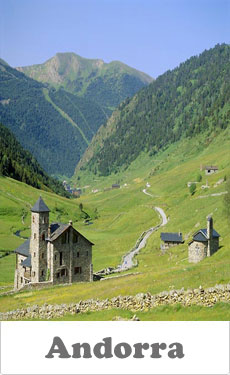 Andorra - Holiday Accommodation & Rentals