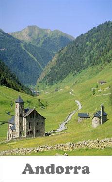 Andorra - Location & Hébergement de Vacances
