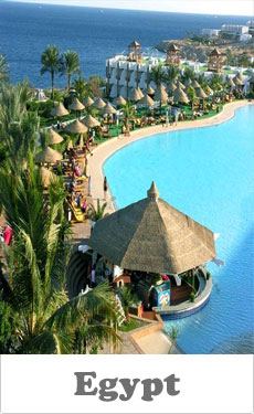 Egypt - Holiday Accommodation & Rentals