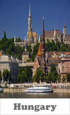 Hungary - Holiday Accommodation & Rentals