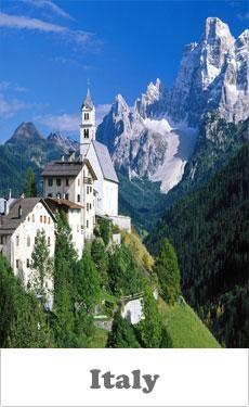 Italy - Location & Hébergement de Vacances