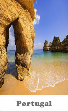 Portugal - Holiday Accommodation & Rentals