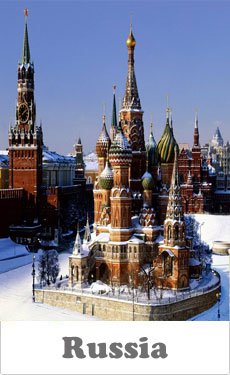 Russia - Holiday Accommodation & Rentals
