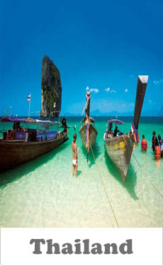 Thailand - Holiday Accommodation & Rentals