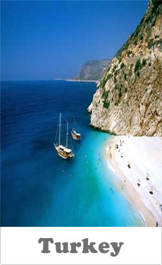 Turkey - Holiday Accommodation & Rentals
