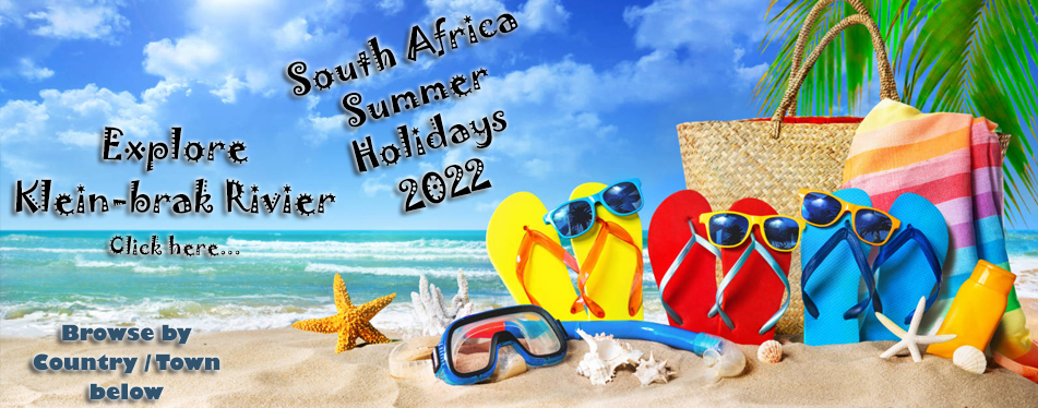 South Africa - Holiday Accommodation & Rentals